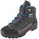 Lowa Approach GTX Mid Shoes Junior anthracite/turquoise